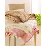 《三井毛織》三層構造柔軟綿被‧雙人180×210cm (2)