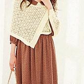 cecile女裝--復古圓領長袖洋裝