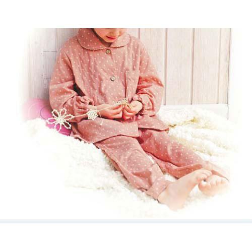 cecile童裝---舒適水玉睡衣家居服3