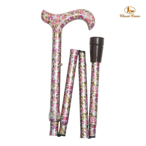《Classic canes》英國時尚摺疊手杖(5003E)‧82-92cm