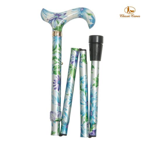 《Classic canes》英國時尚摺疊手杖(5003H)‧82-92cm