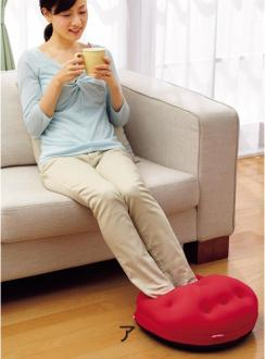 保暖包覆足部保暖枕 (2)