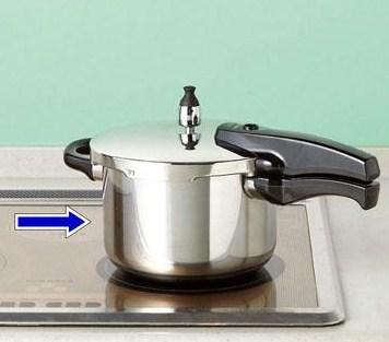 《輕量型》不鏽鋼壓力鍋‧容量3公升