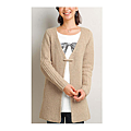 cecile女裝--簡約慵懶針織長版外套 (3)