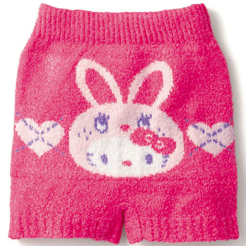 cecile童裝--女童用拉拉熊保暖腹圍 (3)