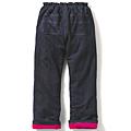 cecile童裝--內刷毛牛仔褲 (2)