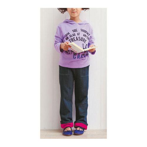 cecile童裝--內刷毛牛仔褲 (4)
