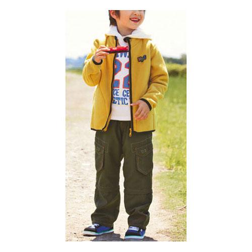 cecile童裝---亮彩舖毛外套 (4)