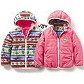 cecile童裝---雙面穿彩色保暖外套 (2)
