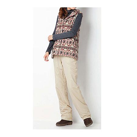 cecile發熱系列---Smart Heat內外雙重加工防風保暖長褲 (3)