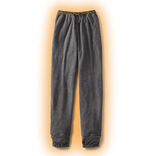 cecile發熱系列---Smart Heat內外雙重加工防風保暖長褲 (4)