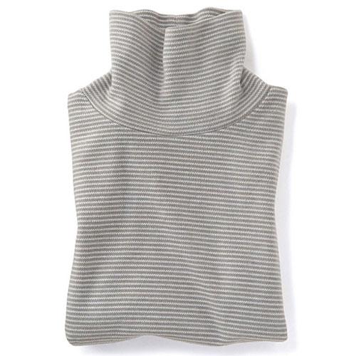 cecile發熱系列--Smart Heat毛感柔軟舒適高領上衣 (3)
