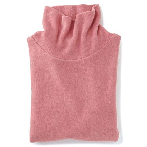 cecile發熱系列--Smart Heat毛感柔軟舒適高領上衣 (5)