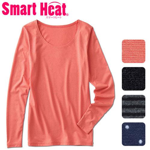cecile發熱系列--Smart Heat機能吸濕發熱長袖上衣