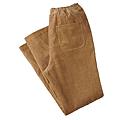 cecile女裝--雙層加工防風束口燈心絨長褲 (2)