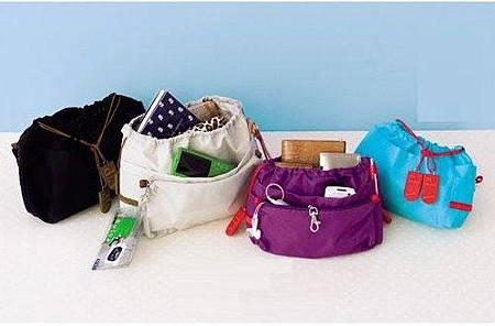 BAG IN BAG系列--內部束口收納袋