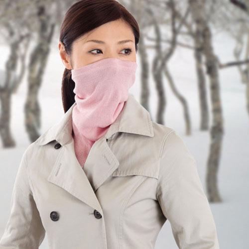 -絲質觸感保暖領套