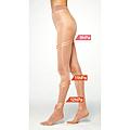 cecile居家配件-日本製三段加壓光澤感瞬間美腿絲襪2雙組