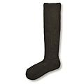 cecile居家配件-日本製高伸縮性不緊繃混羊毛足底加厚小腿襪 (3)