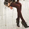 cecile居家配件-日本製高品質440針保暖優雅沉穩純色調絲襪