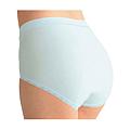 cecile居家配件-日本製溫柔觸感消臭加工混棉生理褲 (5)