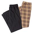 cecile居家配件-高品質實穿舒適保暖口袋長褲2件組 (4)