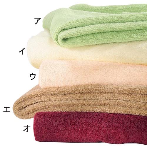 《三井毛織》埃及超長綿高份量高柔軟毛巾毯1