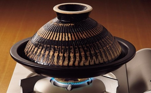 《長谷園伊賀燒》健康陶瓷摩洛哥土鍋(小)22cm 003.jpg
