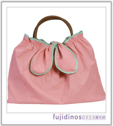 小圓點環保購物袋‧包包雨衣001.jpg