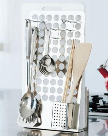 《便利廚房》不鏽鋼料理砧板收納架001.jpg