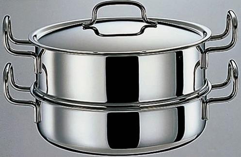 《日本geo鍋具》七層構造萬用無水鍋‧雙層蒸鍋25cm款001.jpg