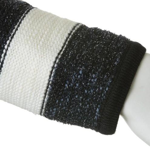 《RIKACO'S 》混金蔥條紋針織外套003.jpg