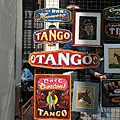 Tango Filete Signs