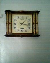 具有幾十年歷史的時鐘