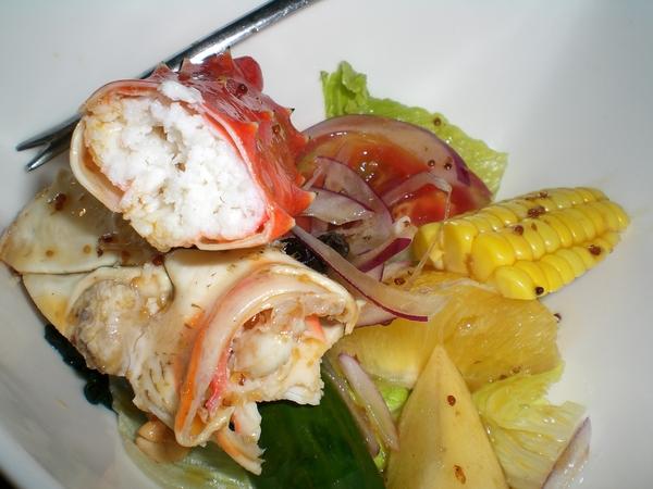 楓套餐-蟹腳沙拉