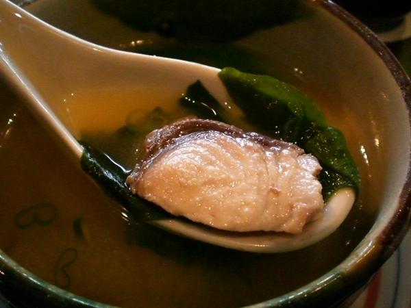 楓套餐-魚湯