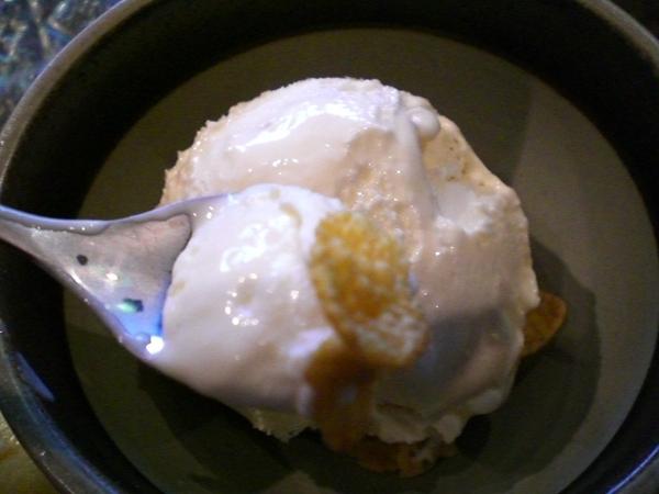 楓套餐-夏威夷果仁冰淇淋