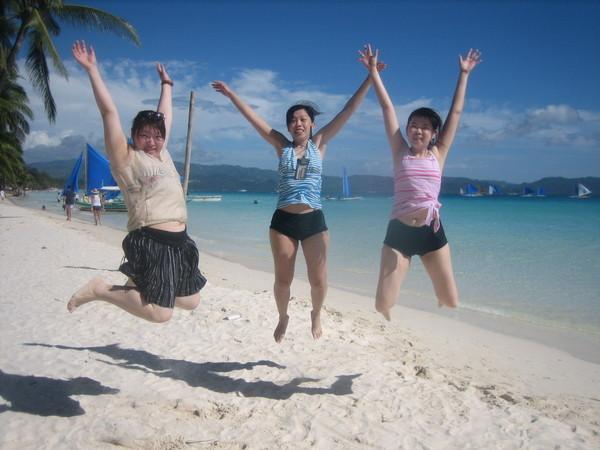 跳躍吧~~~~