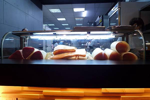 生魚片冷台