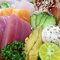 海鮮定食1