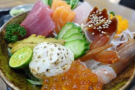 海鮮定食2
