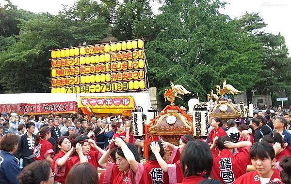 靖國神社御靈祭 (15)