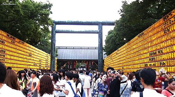 靖國神社御靈祭 (21)