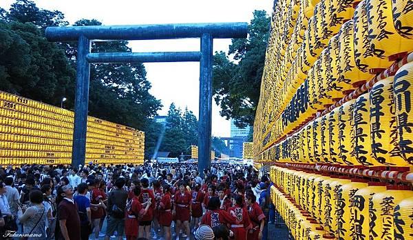 靖國神社御靈祭 (35)