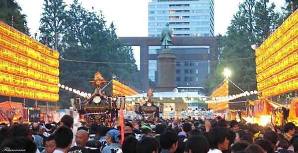 靖國神社御靈祭 (46)