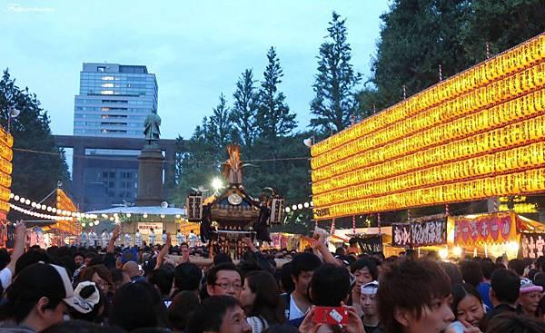 靖國神社御靈祭 (47)