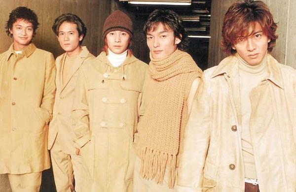 2000年冬天的SMAP