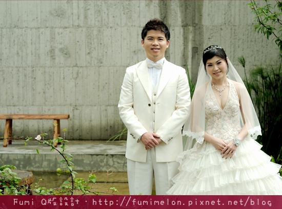 Kimi & Kelly_婚紗照