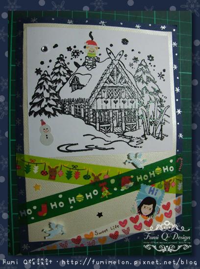 聖誕卡片01