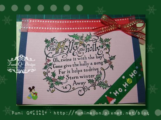 聖誕卡片05